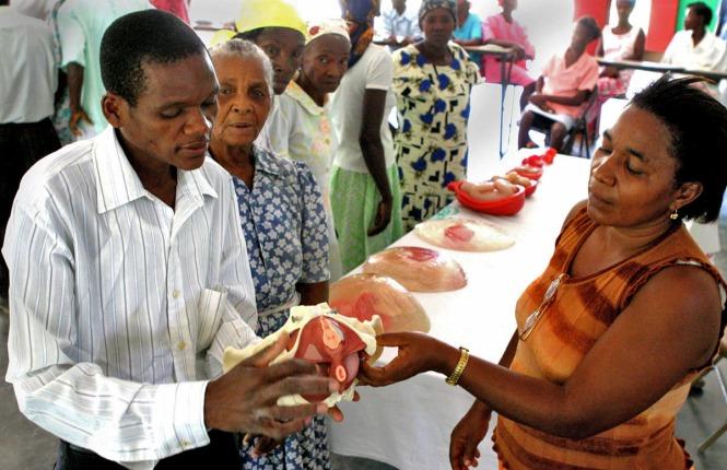 HAITI: CHAVANNES JEAN-BAPTISTE